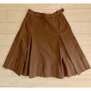 Lochie - Boudoir ブラウンスカート