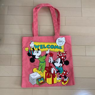 Disney - 新品 ディズニー トートバッグ