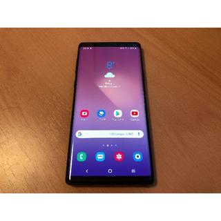 SAMSUNG - Galaxy Note9 海外版 Dual-SIM (SM-N9600)