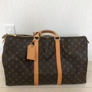 LOUIS VUITTON - LOULS VUITTON 美品 キーポル50 ボストンバッグ