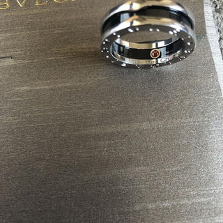 ブルガリ(BVLGARI)のブルガリ ネックレス セーブザチルドレン 中古超美(リング(指輪))