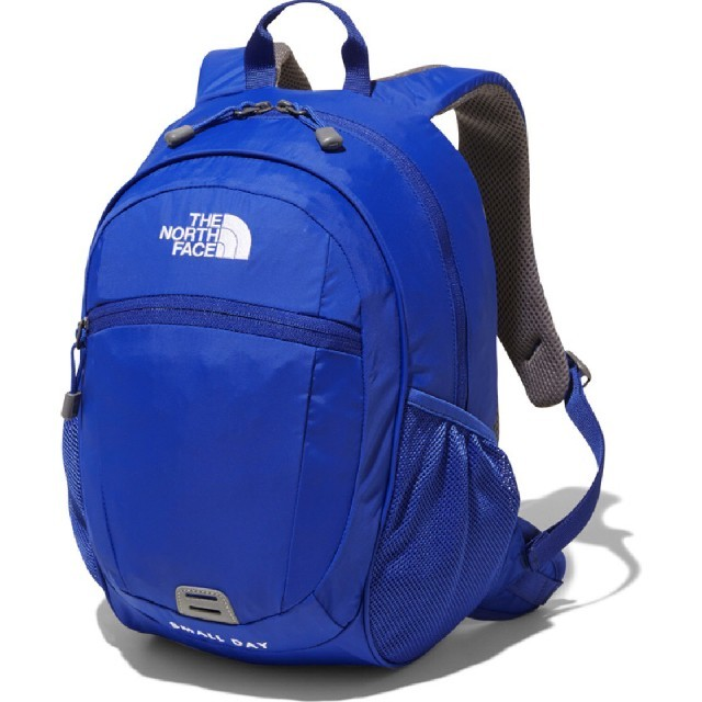 THE NORTH FACE(ザノースフェイス)のザノースフェイス リュック デイパック ブルー キッズ ジュニア スモールデイ キッズ/ベビー/マタニティのこども用バッグ(リュックサック)の商品写真