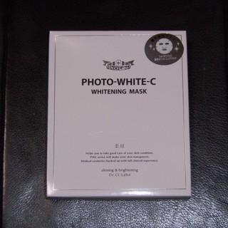 ドクターシーラボ(Dr.Ci Labo)の新品未開封 ドクターシーラボ 薬用PWC ホワイトニングマスク 5枚入(パック/フェイスマスク)
