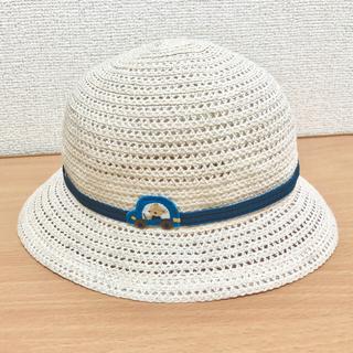 familiar - ファミリア 麦わら帽子 47cm