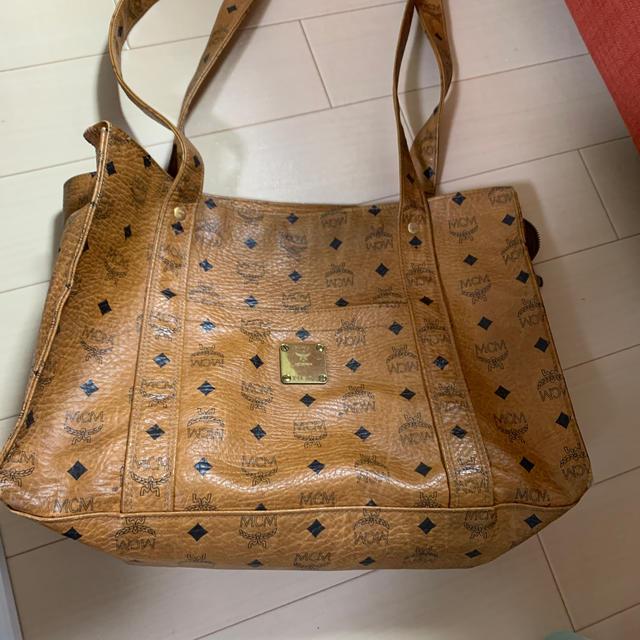 MCM(エムシーエム)のmcm バッグ レディースのバッグ(トートバッグ)の商品写真