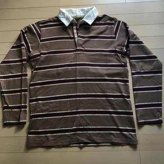 エーグル(AIGLE)のAIGLE ラガーシャツ(ポロシャツ)