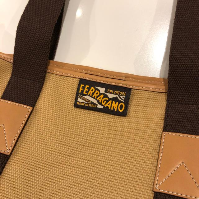 Salvatore Ferragamo(サルヴァトーレフェラガモ)の【極美品!即決価格!】トートバッグ レディースのバッグ(トートバッグ)の商品写真