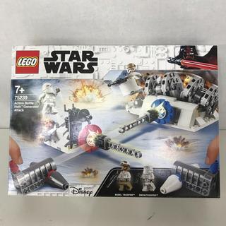 Lego - LEGO レゴ スターウォーズ ホスの攻撃 75239 三脚銃 STARWARS