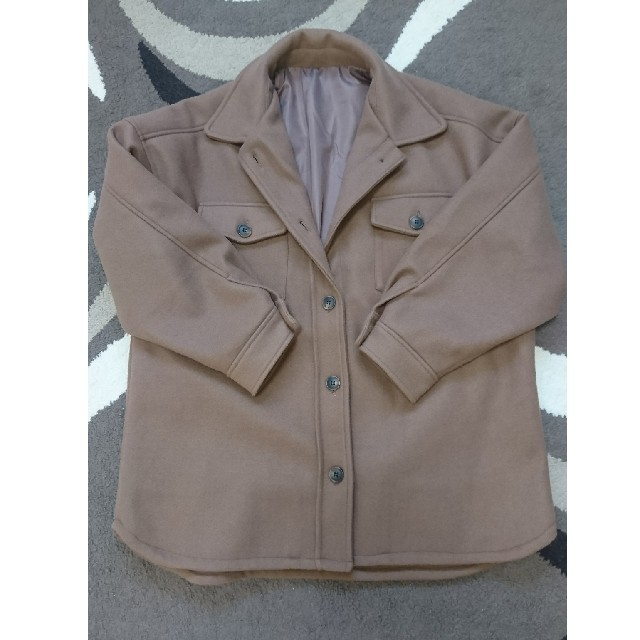 INGNI(イング)のINGNIイング◆フェイクウール/CPO レディースのジャケット/アウター(その他)の商品写真