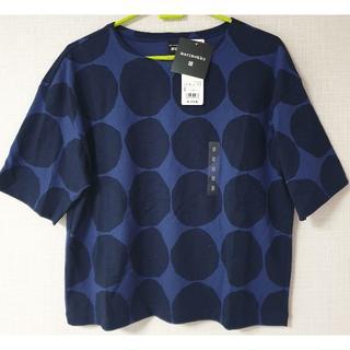 マリメッコ(marimekko)のS.M ユニクロ マリメッコ Tシャツ(Tシャツ(半袖/袖なし))