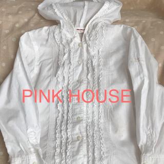 PINK HOUSE - ピンクハウス ブラウス