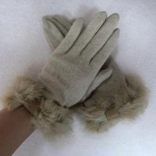 NATURAL BEAUTY BASIC - 送料込*NATURALBEAUTY BASIC の手袋