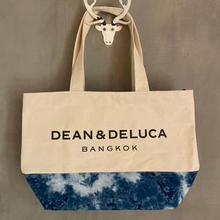 DEAN & DELUCA - バンコク限定 DEAN&DELUCA ディーン&デルーカ タイダイ トートバッグ