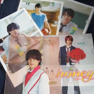 Johnny's - 平野紫耀  クリアファイルセット