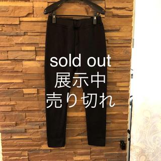 ニットスキニー。sold out。(スキニーパンツ)