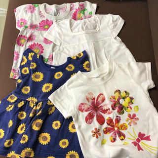 西松屋 - Tシャツ4枚セット