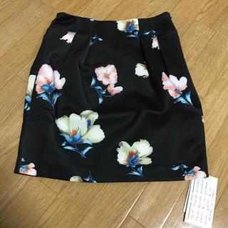 LIP SERVICE - リップサービス 花柄ミニスカート