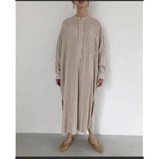 TODAYFUL - TODAYFUL トゥデイフル ストライプシャツドレス