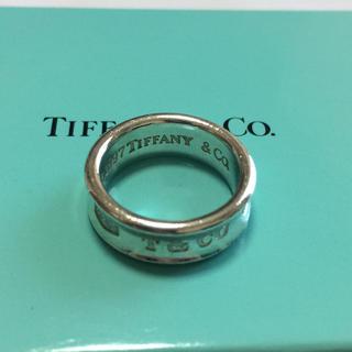 ティファニー(Tiffany & Co.)のティファニーシルバーリング(リング(指輪))