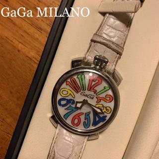 ガガミラノ(GaGa MILANO)のGaGa MILANO 腕時計(腕時計)