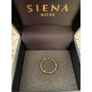 シエナロゼ SIENA ROSE    新品未使用 K10指輪(リング(指輪))