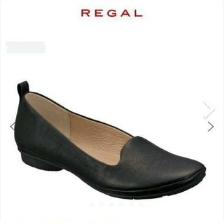 REGAL - 本日限り お値下げ【REGAL 】山羊革カッターシューズ