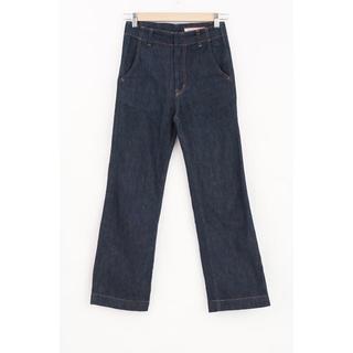 ダブルスタンダードクロージング(DOUBLE STANDARD CLOTHING)のダブルスタンダードクロージング フレアデニム パンツ 34(デニム/ジーンズ)