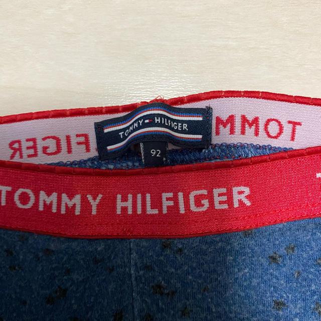 TOMMY HILFIGER(トミーヒルフィガー)のTommy HILFIGER レギンス キッズ/ベビー/マタニティのキッズ服女の子用(90cm~)(パンツ/スパッツ)の商品写真