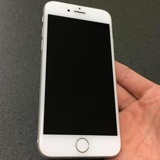 iPhone - 即決最優先 新品同様の超美品 iPhone7 256GB docomo シルバー
