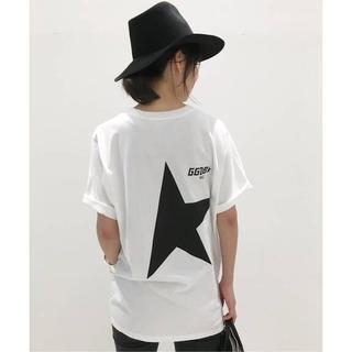 ゴールデングース(GOLDEN GOOSE)のL'Appartement GOLDEN GOOSE STAR Tシャツ(Tシャツ(半袖/袖なし))