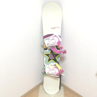 ロシニョール(ROSSIGNOL)のロシニョール スノーボード 138cm +ビンディング(ボード)