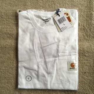 アウェイク(AWAKE)のCarhartt WIP Awake NY S/S Tee L 白(Tシャツ/カットソー(半袖/袖なし))