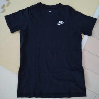 NIKE - NIKE  ナイキ ジュニアTシャツ 黒 M