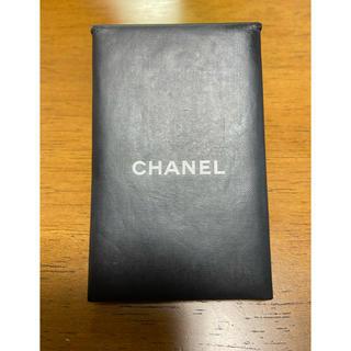 シャネル(CHANEL)のシャネル あぶらとり紙 ケースのみ(その他)