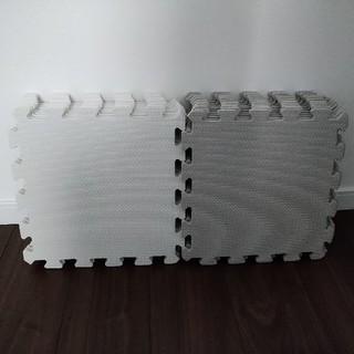 アカチャンホンポ - ジョイントマット 18枚 グレー ホワイト 新品未使用