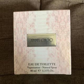 JIMMY CHOO - JIMMY CHOO オードトワレ 40ml