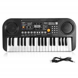 電子キーボード 37鍵盤 多機能 高音質(キーボード/シンセサイザー)