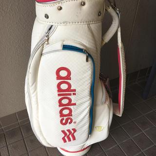 adidas - アディダス レディース キャディバッグ フードあり