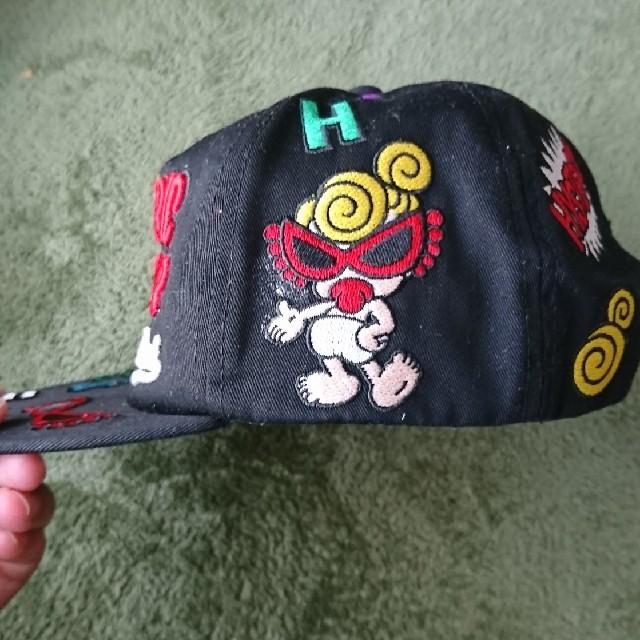 HYSTERIC MINI(ヒステリックミニ)のヒスミニ⌖˚◌キャップ52cm キッズ/ベビー/マタニティのこども用ファッション小物(帽子)の商品写真
