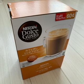 ネスレ(Nestle)のドルチェグスト カフェオレリッチアロマ 60杯(コーヒー)
