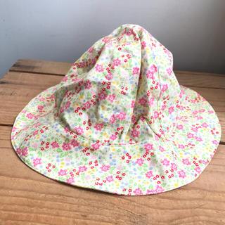 プチバトー(PETIT BATEAU)のPETIT BATEAU プチバトー 帽子 12/18m 81cm(帽子)