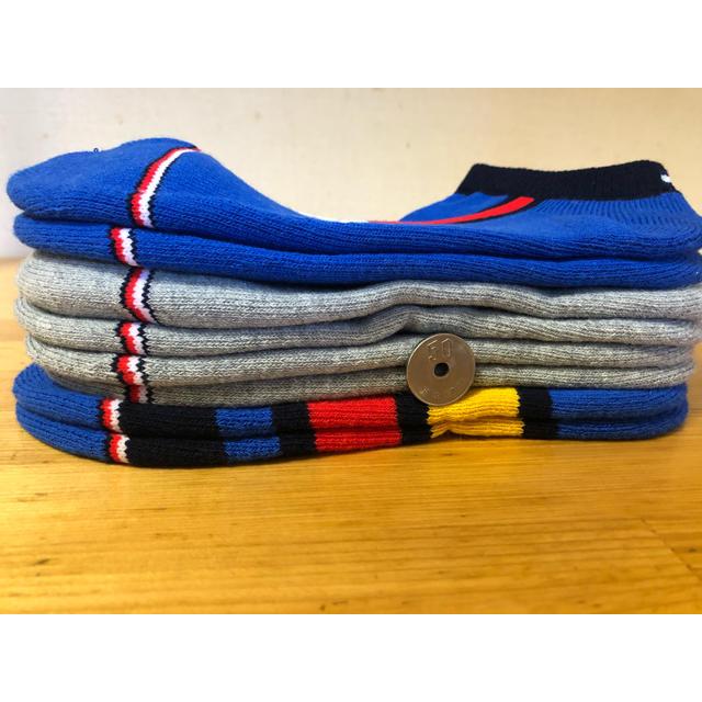 TOMMY HILFIGER(トミーヒルフィガー)の最新作トミーヒルフィガー  レディース靴下 4足セット レディースのレッグウェア(ソックス)の商品写真