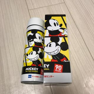 ミッキーマウス(ミッキーマウス)のミッキーマウス90周年記念デザインアートオリジナルボトル(水筒)