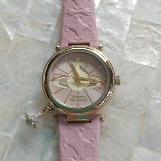Vivienne Westwood - ☆新品未使用☆ ヴィヴィアン ウエストウッド VV006PKPK レディース腕時