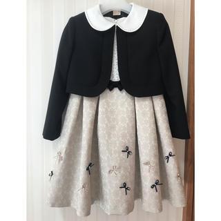 petit main - 美品 プティマイン セレモニー ドレス 120
