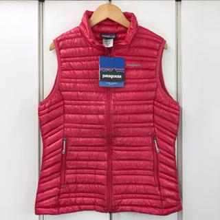 パタゴニア(patagonia)の新品!patagonia Ultra Light Down Vest(S)(ダウンベスト)