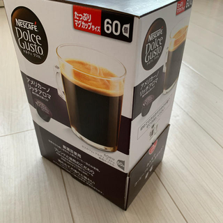 ネスレ(Nestle)のドルチェグスト アメリカーノ リッチアロマ カプセル コーヒー 60杯(コーヒー)