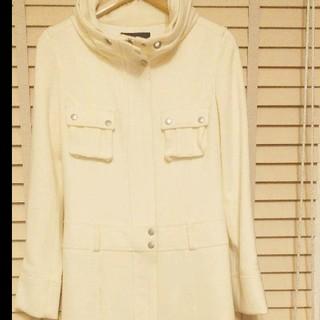 ダブルスタンダードクロージング(DOUBLE STANDARD CLOTHING)のINDIVI インディヴィロングコート(ロングコート)