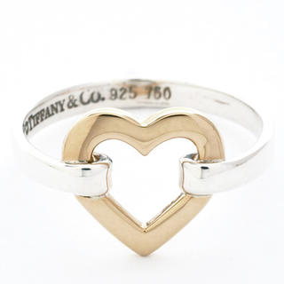 ティファニー(Tiffany & Co.)のティファニー シルバー ゴールド リング(リング(指輪))