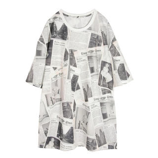 eimy istoire - Marilyn Monroe eimy times pattern Tシャツ